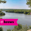 Bluff Head Preserve & Strong Brewing Company