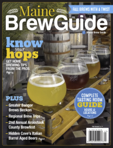 Read the Maine BrewGuide, Fall 2016