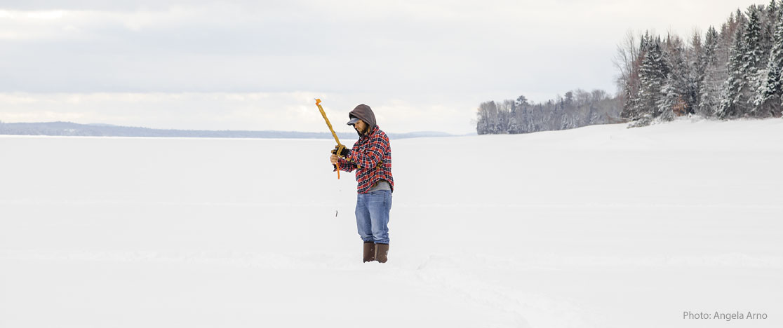 Maine beer ice fishing coming to a shanty near you for Ice fishing near me