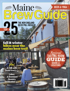 Maine BrewGuide Fall 2017
