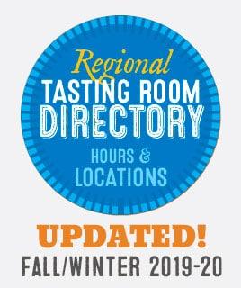 Regional Tasting Room Directory