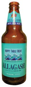 Hoppy Table Beer, Allagash Brewing Co.