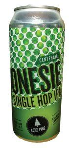 Onesie, Lone Pine Brewing Company