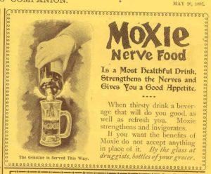 Moxie Nerve Food