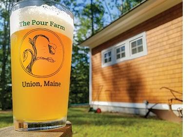 The Pour Farm. Union, Maine