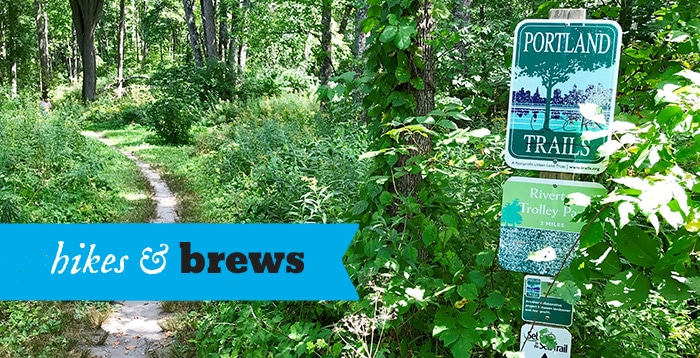 Hikes & Brews: Penobscot River Trail & Geary's Brewing