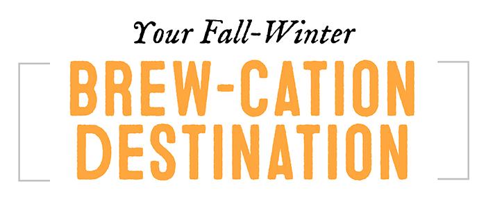 Farmington & Wilton: Your Fall/Winter Brewcation Destination