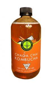 Chaga Chai Kombucha