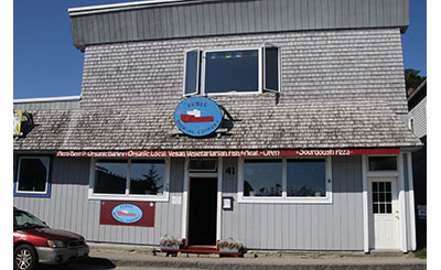The Lubec Brewing Co. is located on Water Street in downtown Lubec, close to a number of other interesting places to visit.