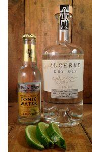 Alchemy Dry Gin, Maine Craft Distilling