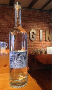 Back River Gin, Sweetgrass Winery & Distillery