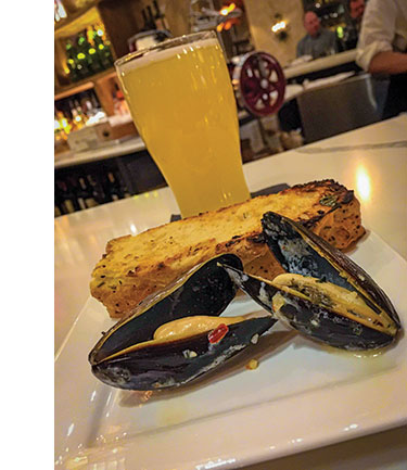 Allagash Mussels and Steamers